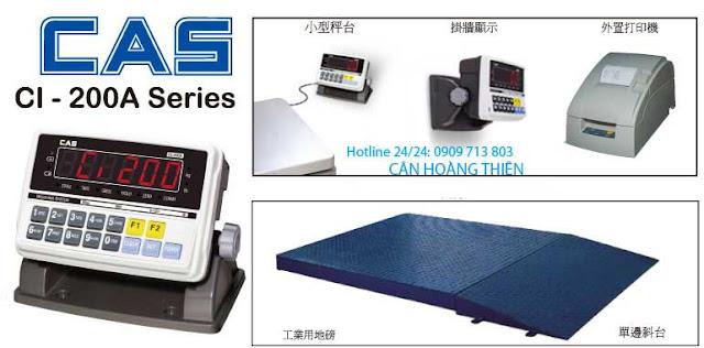 bán cân bàn điện tử CAS CI200A hàng chính hãng, giá cả hấp dẫn, chính xác