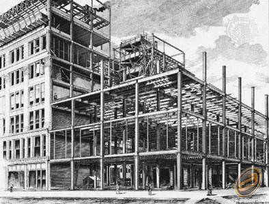 Lizbeth Guido Estruturaci 211 N De Edificios En Marcos De Acero