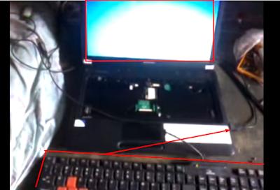 Laptop Bunyi Beep Pendek Terus Menerus Saat Booting