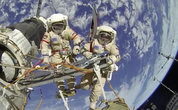 ahve astronauts seen ufos - photo #16