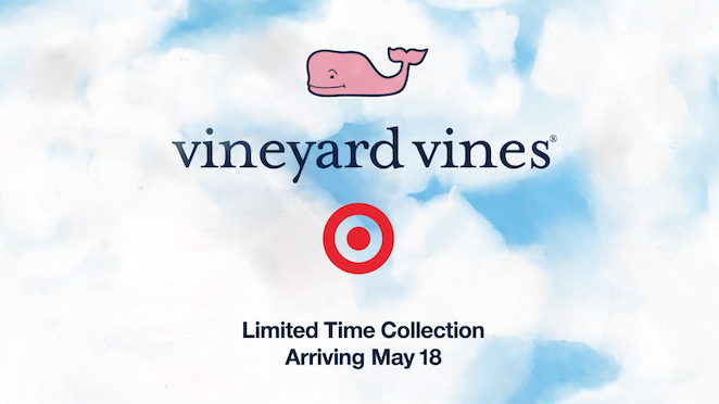 beb272c8e behind the leopard glasses: Vineyard Vines x Target drops today!