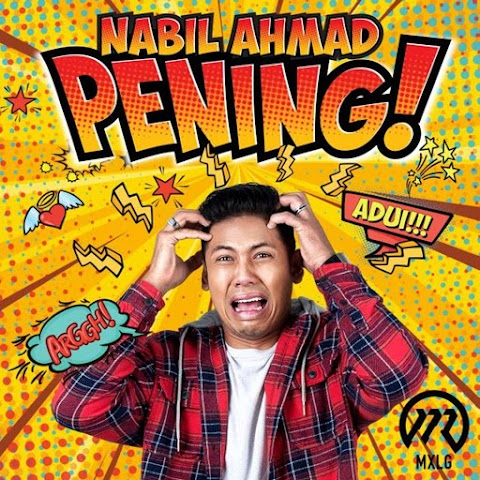 Nabil Ahmad - Pening MP3