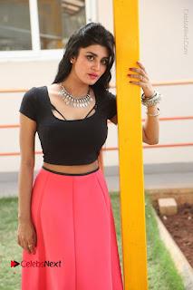 Telugu Actress Harini Stills at Dhyavudaa Movie Teaser Launch  0173.JPG