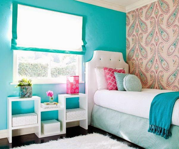 Colorful Kids Rooms: Foundation Dezin & Decor...: Colors + Kids Room