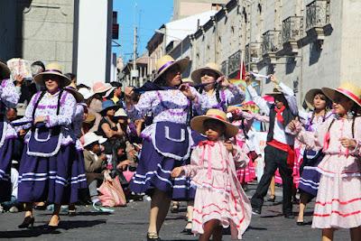 Carnaval Arequipa, Carnavales Perú, mejores carnavales de Perú