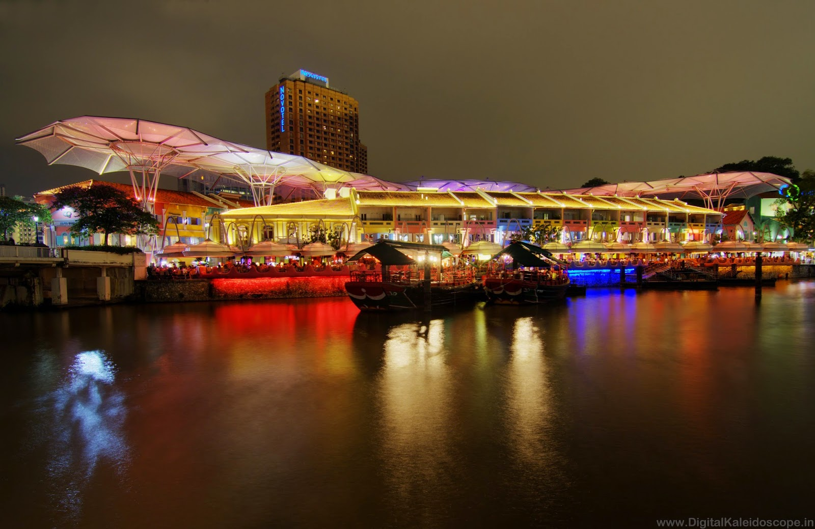 clarke quay travel guide