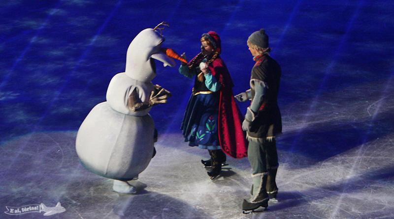 Disney on Ice,  Rio de Janeiro