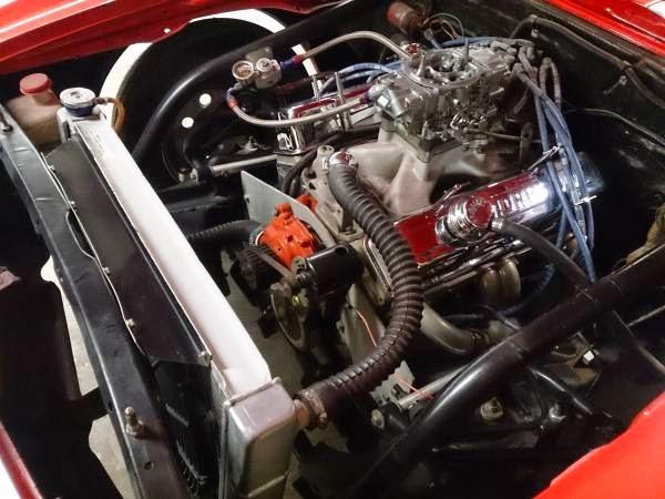 Drag Car, 1968 Chevrolet Camaro | Auto Restorationice