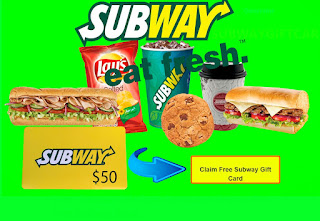 Gift Card Deals Fast Food