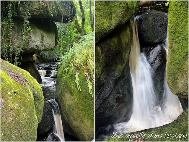 Forêt  d'Huelgoat, Finistère