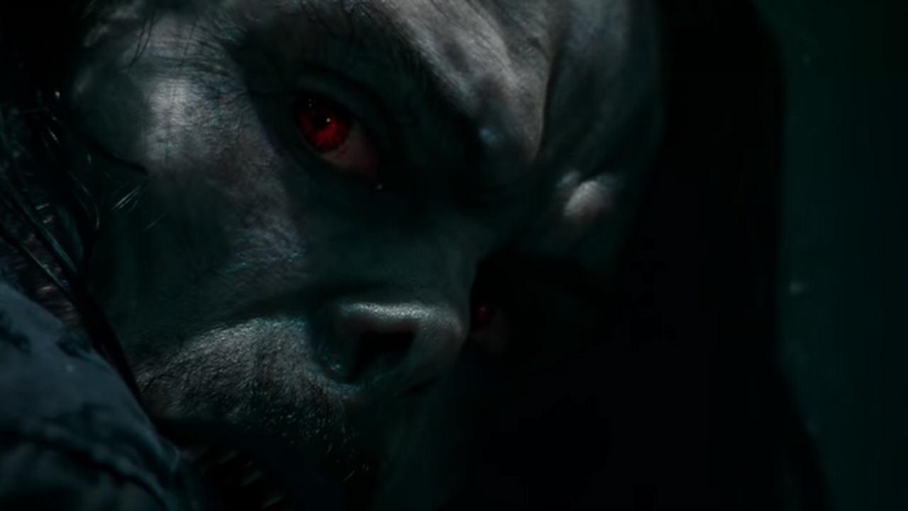 Sony divulga trailer de Morbius com Jared Leto