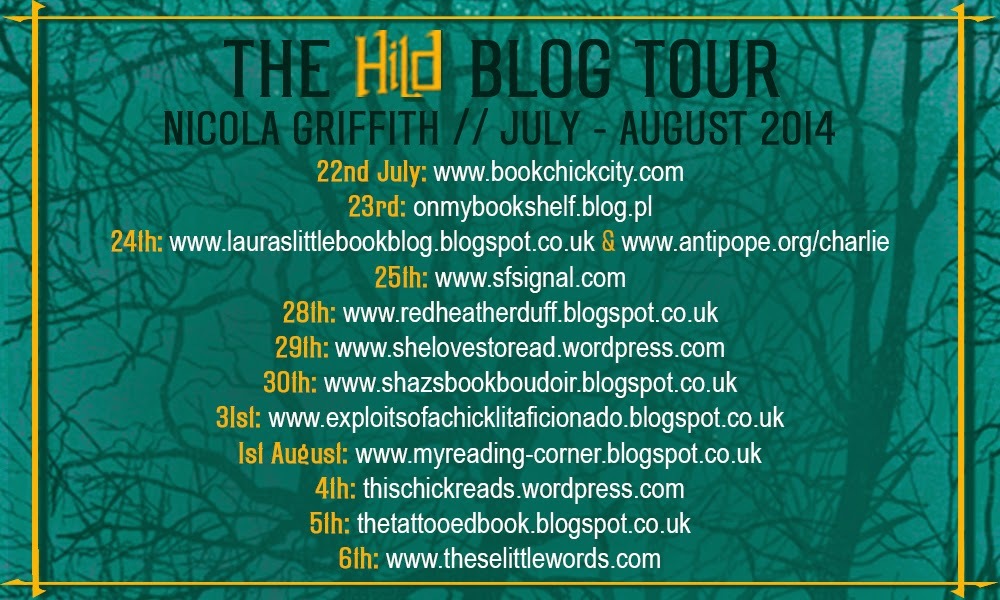 Hild by Nicola Griffith Interview