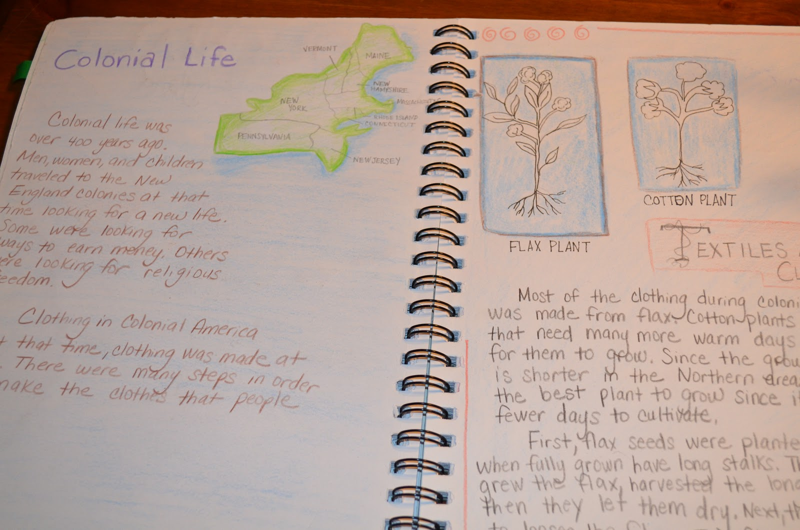 Creative Writing Journal Entries