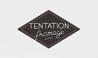 logo de la marque tentation fromage