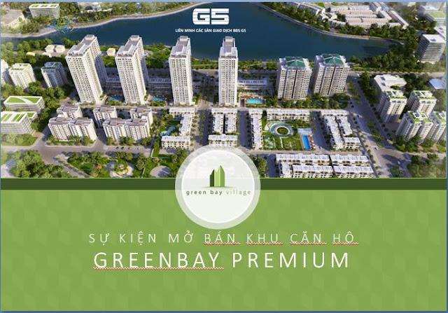mặt bằng Green Bay Premium