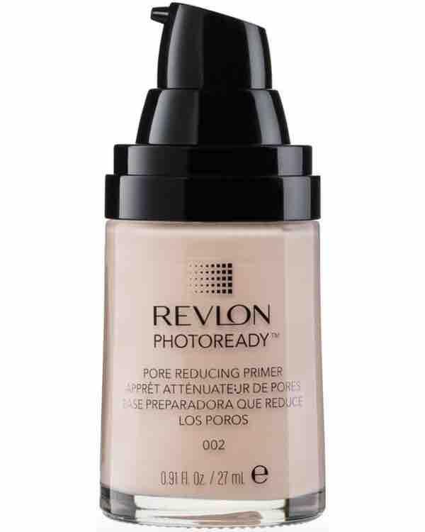 Thu nhỏ lỗ chân lông với kem Revlon Photoready Poreless Plus Matte Primer