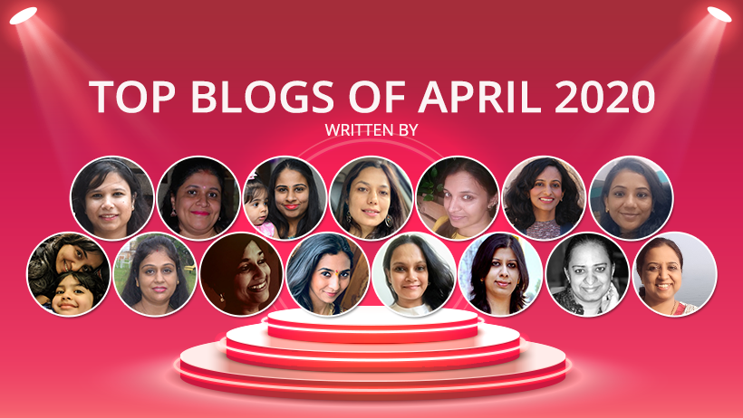 Top Blogger April 2020