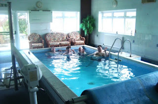 How hydrotherapy aides in muscle recovery