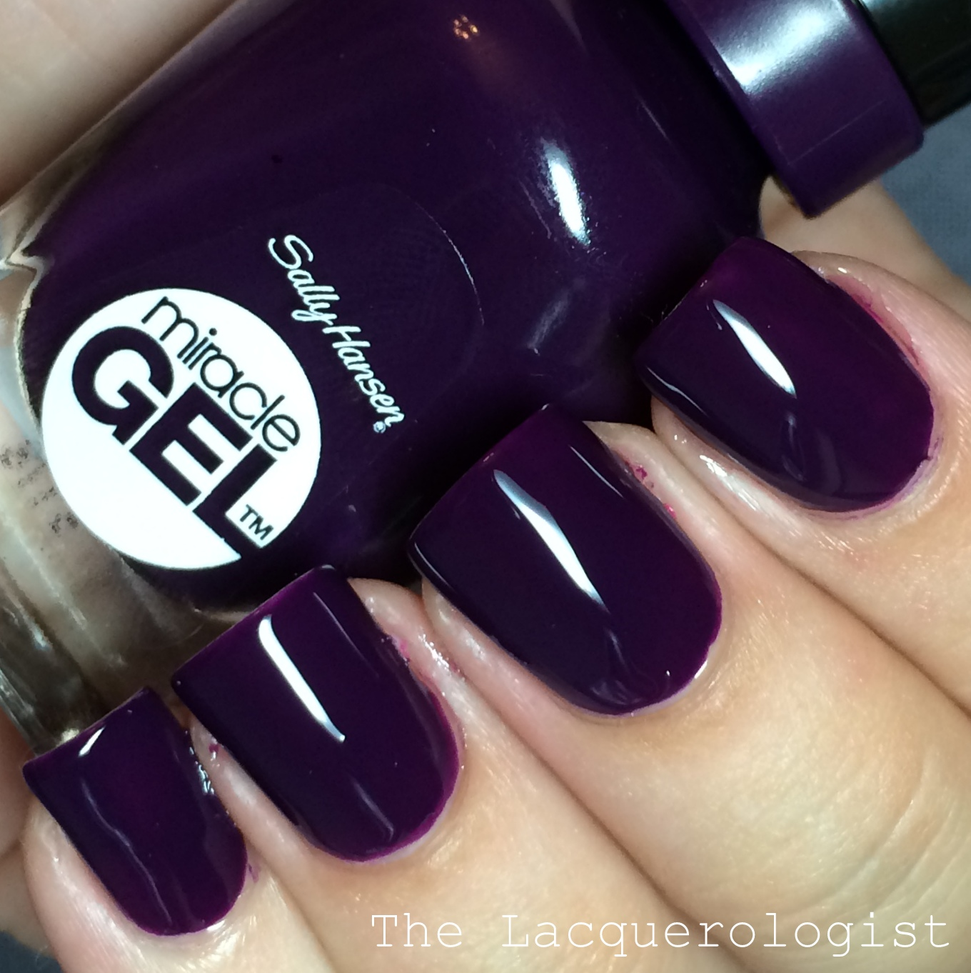 Sally Hansen Miracle Gel Boho Chic Collection: Swatches & Review ...