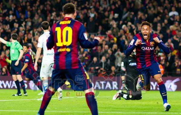موعد مباراة برشلونة وأتلتيكو مدريد السبت 13-10-2017 فى الليجا الإسبانية