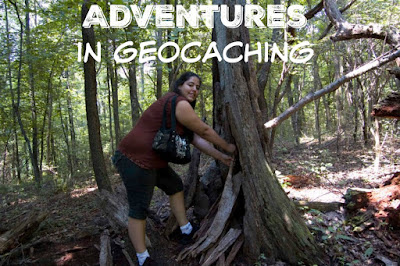 Adventures in Geocaching, shared by Reviews, Chews & How-tos at the Clever Chicks Blog Hop