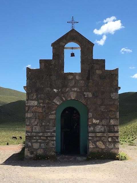 Piedra de Molino, Argentina