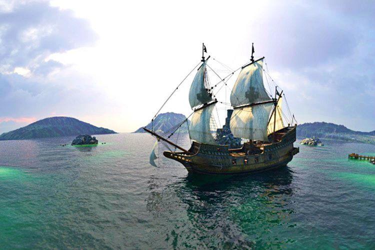 Dei Gratia'ın tayfası, Mary Celeste'i Portekiz açıklarında terk edilmiş olarak buldu.