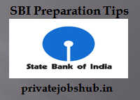 SBI Preparation Tips