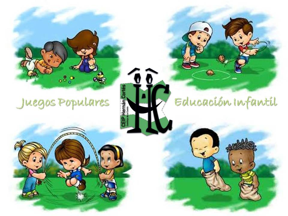 Láminas Para Colorear Juegos Tradicionales: Educación Física. I.E.S. Gabriel Y Galán (Montehermoso