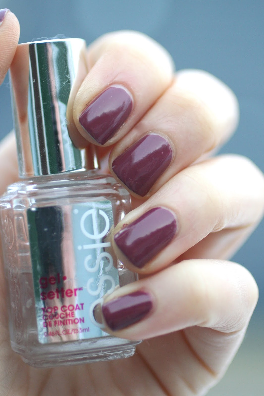 Essie Gel Setter : Top Coat Wear Test & Review | Essie Envy