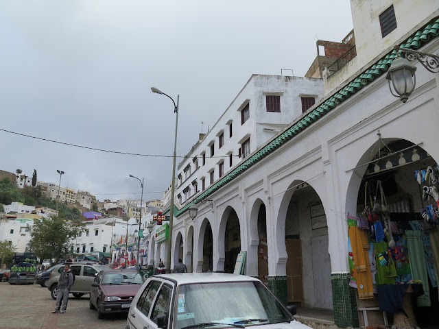 Plaza Moulay Idriss
