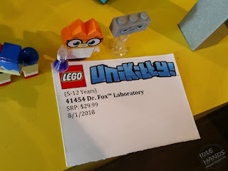 LEGO Unikitty Set 41454 Dr. Fox Laboratory