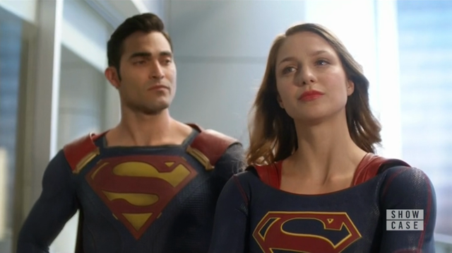 supergirl 2x22 superman