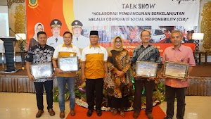 Perusahaan Ini Dapat Reward dari Pemkot Mojokerto