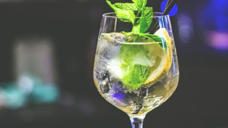 Night cocktail