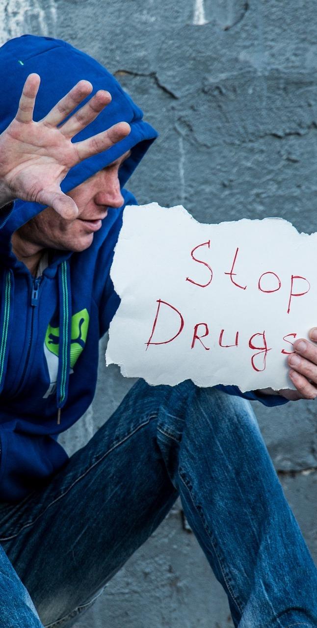 Stop drugs.