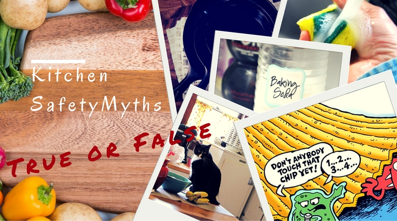 House for my chaos 6 kitchen safety myths busted for 6 kitchen accidents