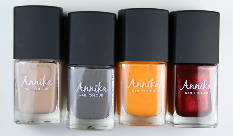 Annika Nail Polish by The Edge Nails* | Flails and Nails