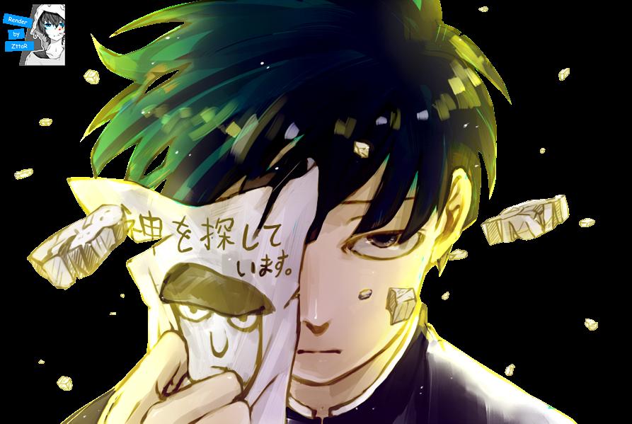 Render Kageyama Shigeo ~2 versiones~