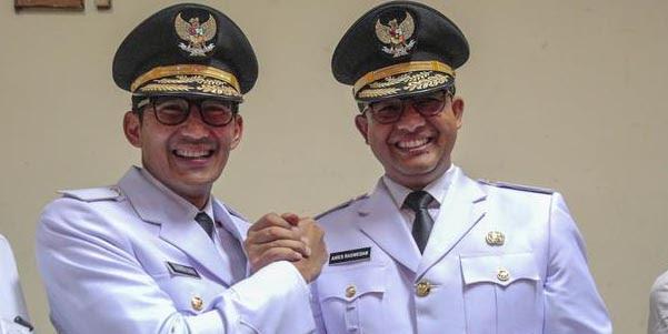 Anies Tak Mau Berburuk Sangka dengan Pejabat yang Diangkat Rejim Ahok-Djarot