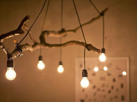 "Get Your Inspiration ""Ghirlande di Luci"" / Garland Lights"