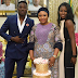 #BBNaija: Photo of Debie Rise and Bassey at Kogi first lady's birthday celebration