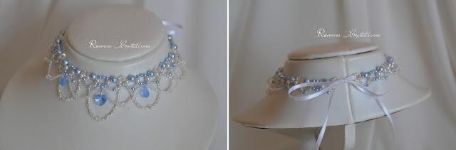 bijou mariage cristal swarovski
