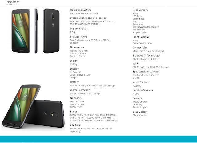 Spesifikasi smartphone 4G murah meriah