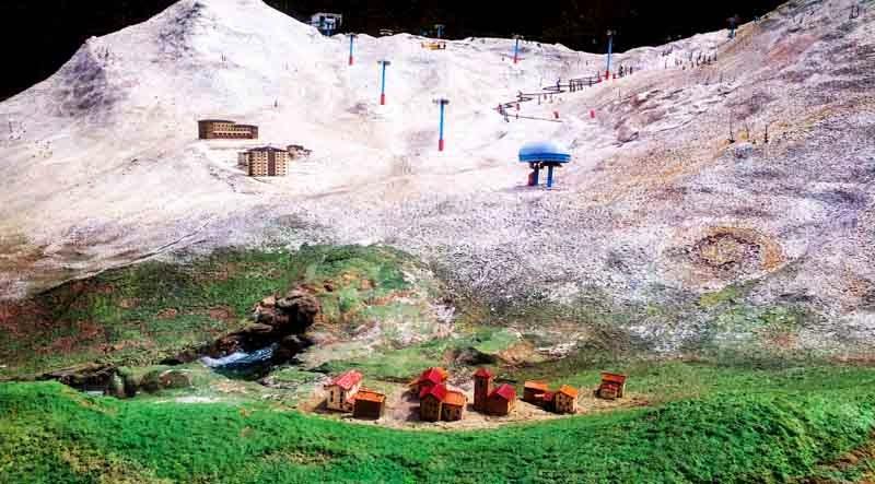 Catalunya en miniatura: Pirineos
