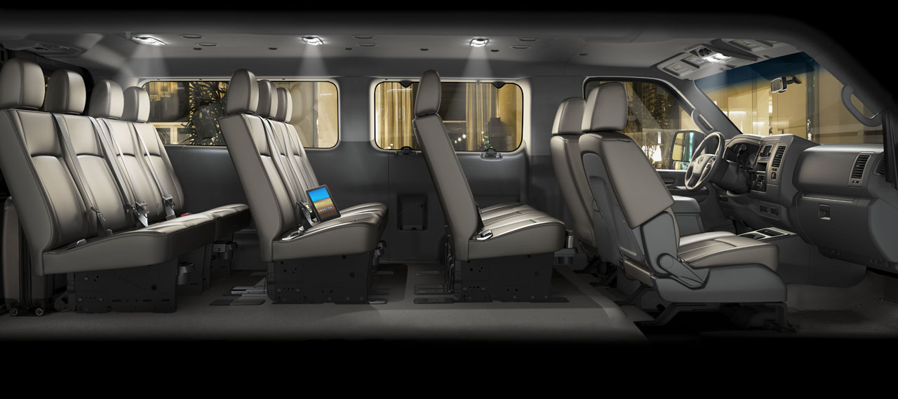 Nissan Passenger Van >> Photos Of Antique Cars And The Latest: 2012 Nissan NV3500 ...
