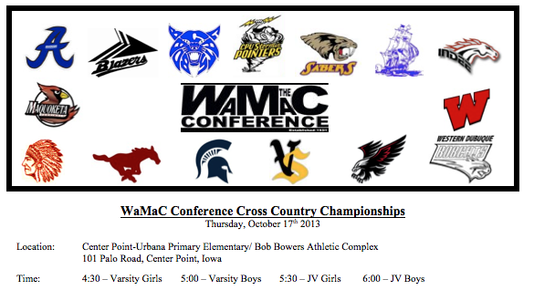 wamac conference track meet