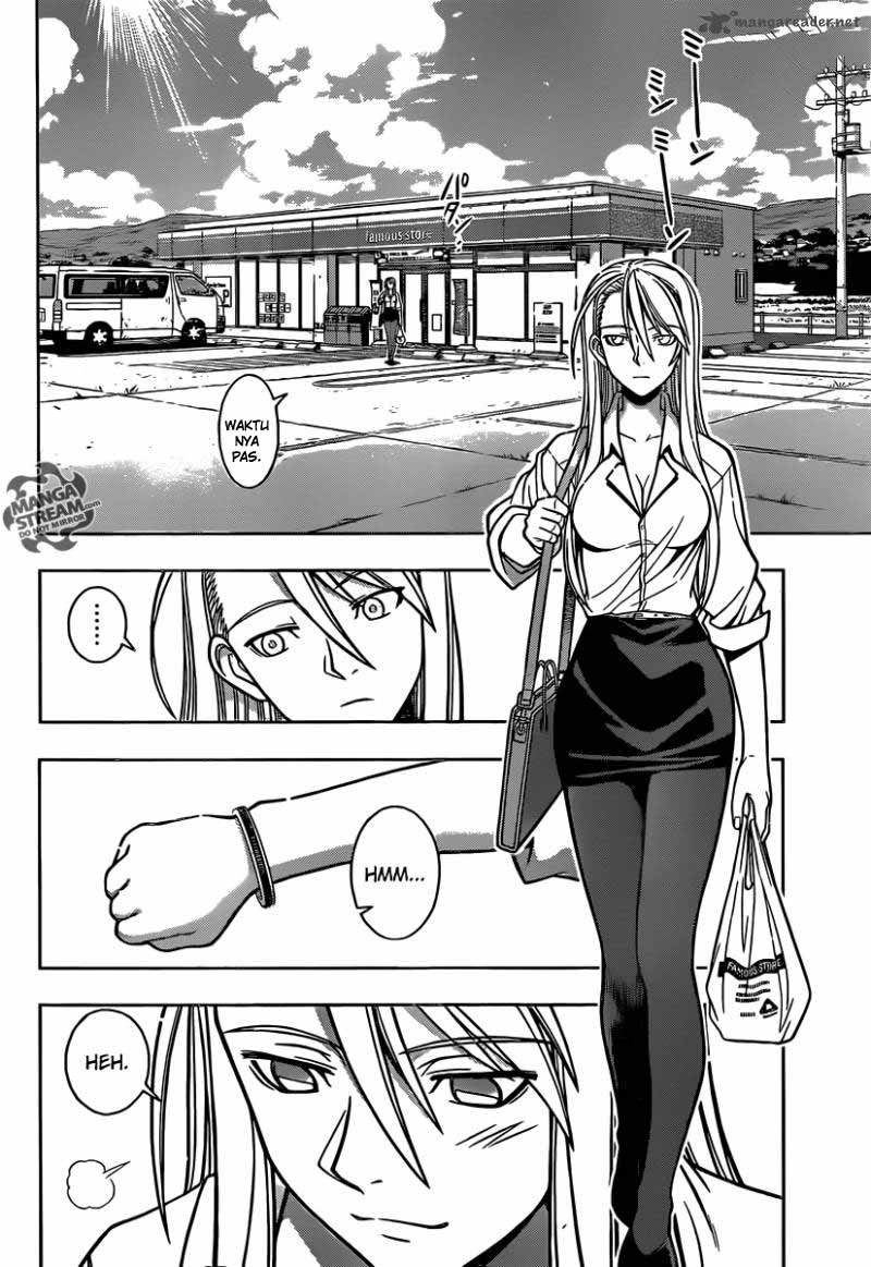 Baca Manga UQ Holder Chapter 1