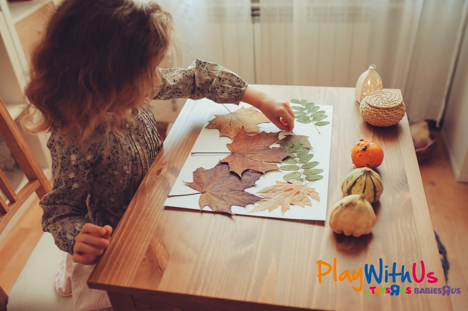 notre idée d'activité manuelle facile et rapide pour l'automne