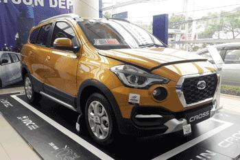 Mobil Datsun Go Cross Terbaru Matic 2018